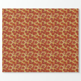 Pizza Wrapping Paper