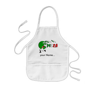 Pizzaiolo and Pizza Kids Apron
