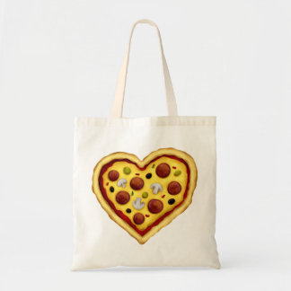 _pizzaluv canvas bags