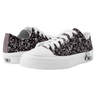 Pizzazz Lace Up Sneakers