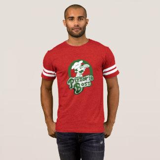 Pizzeria Boss Football T! T-Shirt