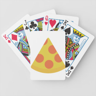 Pizzeria Pizza Bicycle Playing Cards