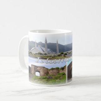 PK Pakistan - Islamabad - Coffee Mug