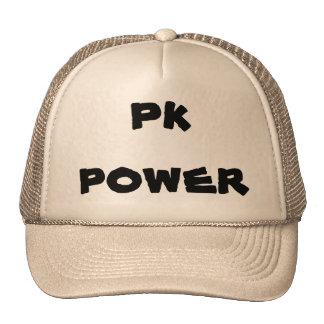 pk power mesh hat
