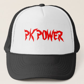 PK POWER TRUCKER HAT