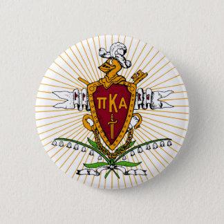 PKA Crest Color Weathered 6 Cm Round Badge