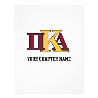 PKA Letters Flyer
