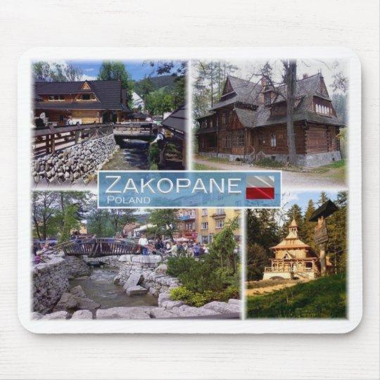 PL Poland Polska - Zakopan - Mouse Pad