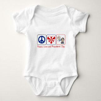 PL Presidents Day Baby Bodysuit