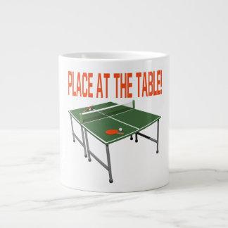 Place At The Table Jumbo Mug