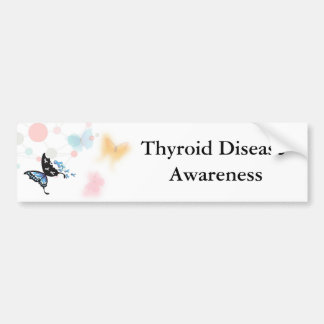 Place Awareness Anywhere! Bumper Sticker