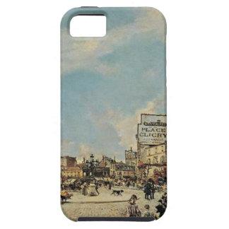 Place Clichy by Giovanni Boldini Tough iPhone 5 Case