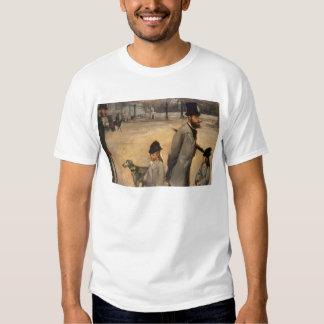 Place de la Concorde, 1875 Tee Shirt