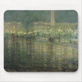 Place de la Concorde, c.1909 Mouse Pad