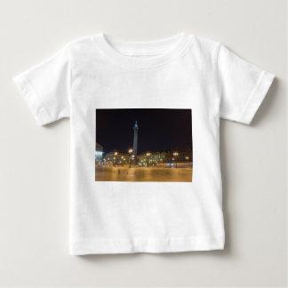 Place de la concorde in Paris at night Tee Shirt