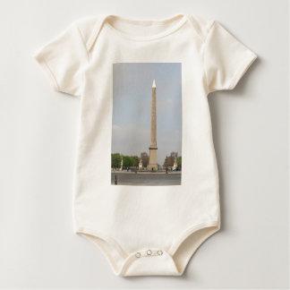 Place de la Concorde in Paris France Baby Bodysuit