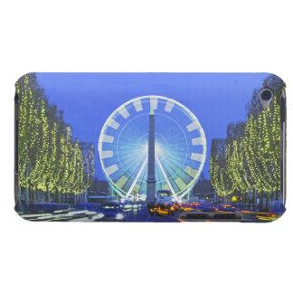 Place de la Concorde iPod Touch Cover