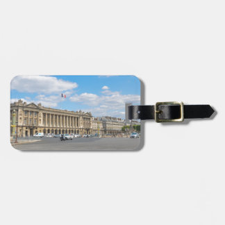 Place de la Concorde, Paris Bag Tag