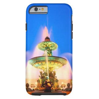 Place de la Concorde, Paris, France Tough iPhone 6 Case