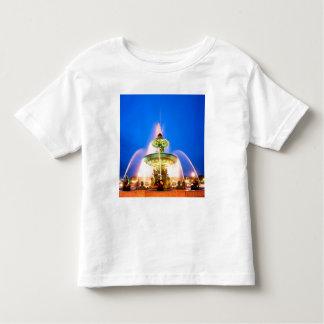 Place de la Concorde, Paris, France Tshirts