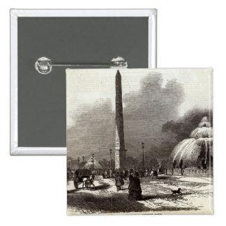 Place de la Concorde Paris Pin