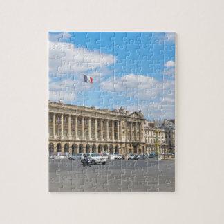 Place de la Concorde, Paris Puzzle
