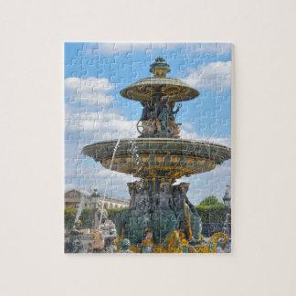 Place de la Concorde, Paris Puzzles
