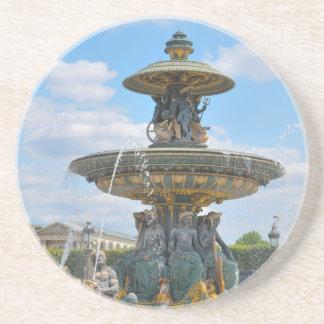 Place de la Concorde, Paris Sandstone Coaster