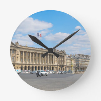 Place de la Concorde, Paris Wall Clocks