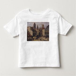 Place de la Haute-Vieille-Tour, Rouen, 1824 T Shirt