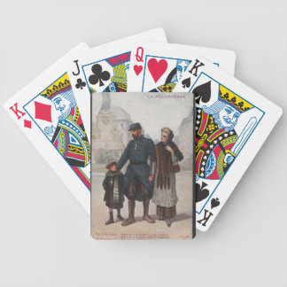 Place de la Republic and of Happyness by Sergey Card Deck