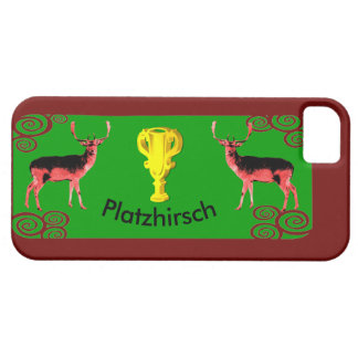 Place deer iPhone 5 cover