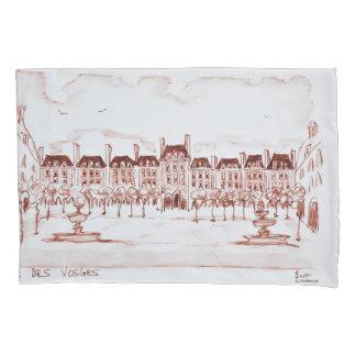 Place des Vosges | Marais, Paris Pillowcase