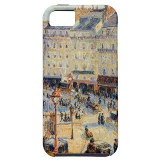 Place du Havre, Paris by Camille Pissarro iPhone 5 Covers
