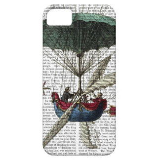 Place Du Louvre Hot Air Balloon Case For The iPhone 5