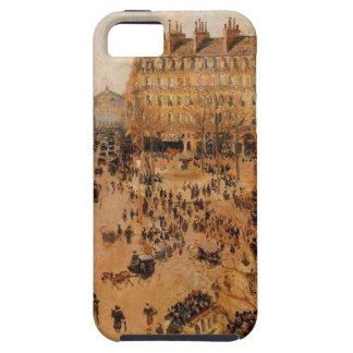 Place du Thretre Francais Sun Effect by Camille iPhone 5 Cases