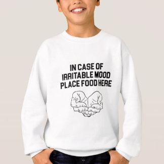 Place Food Here Sweatshirt