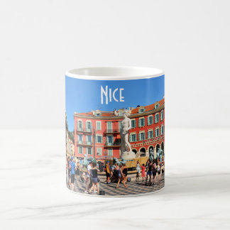 Place Massena in Nice, France Coffee Mug