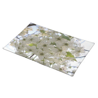 Placemat - Blooming Bradford Pear