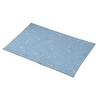 Placemat in Blue Grey