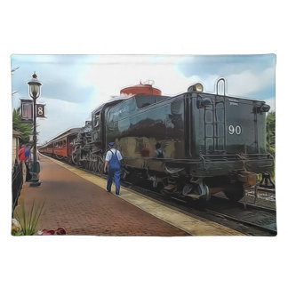 Placemat - Strasburg Railroad