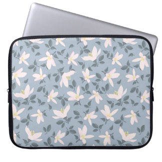Placer of flowers Electronics Bag Laptop Sleeve