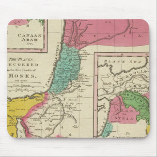 Places Recorded in the Five Books of Moses Mouse Pad