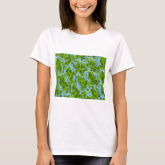 Plagiomnium Affine Plant Cells with Chloroplasts T-Shirt