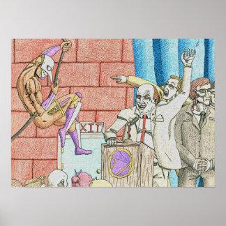 Plague Assassin Poster