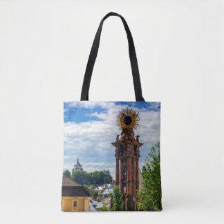 Plague column, Banska Stiavnica, Slovakia Tote Bag