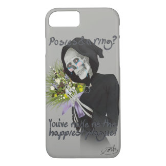 Plague Posies (Customisable face and layout) iPhone 8/7 Case