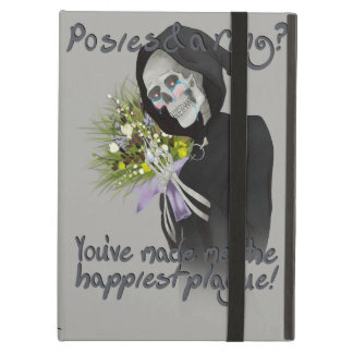 Plague Posies (Customizable face and layout) Cover For iPad Air