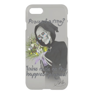 Plague Posies (Customizable face and layout) iPhone 8/7 Case