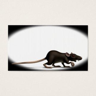 Plague Rat Business Card
